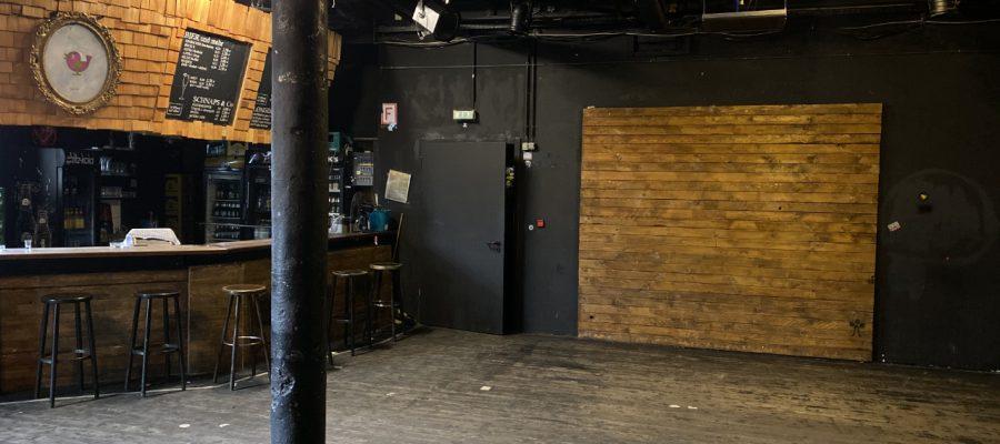 KUFA Buffo Club-Raum zum Mieten für Partys und Feiern