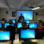 Computer, PC, Kurs, Computerklub 50plus, lebenslanges Lernen
