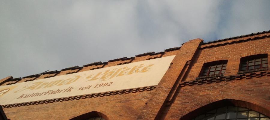 Kulturfabrik Löseke, Hildesheim, Haus, Backstein, Himmel, Papierfabrik, Logo, Download, Fabrik, Industrial Style