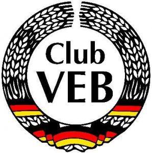 Das Logo des Club VEB