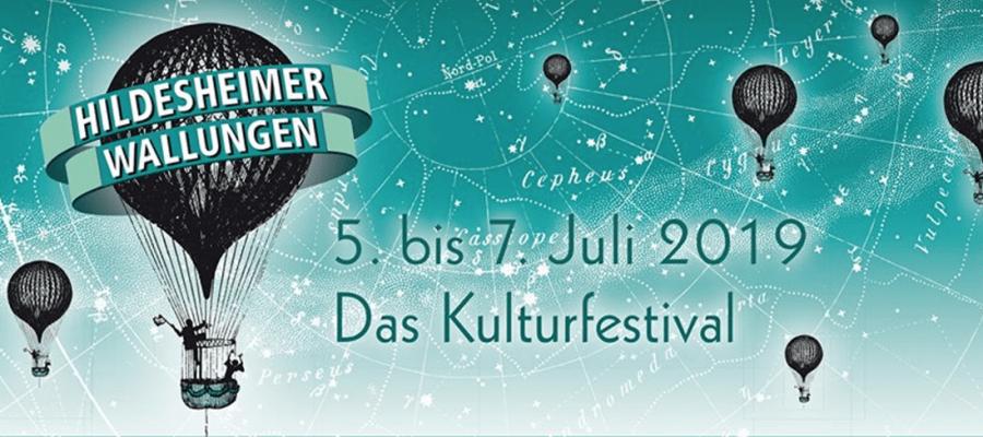 Das Kulturfest vom 5. bis 7. Juli 2019 in Hildesheim