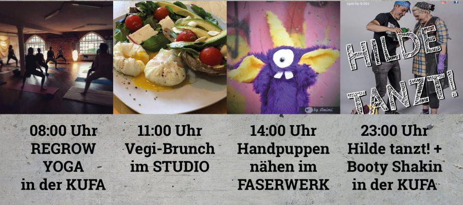 Von acht bis in die Nacht: ein perfekter Tag in Hildesheim.