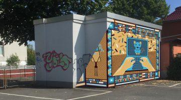 Nordstadt-Wandgalerie: Innensichten, ein Entwurf