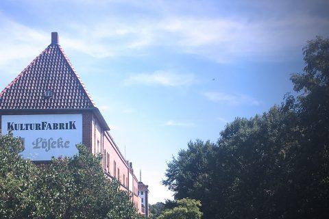 Kulturfabrik Löseke: Ansicht der KUFA von außen