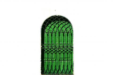 grüne Tür Junge Selbsthilfe