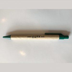 Kugelschreiber aus Pappe