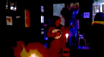 Lieder singen am Lagerfeuer: Lilaliederabend der studentischen Veranstaltungsreihe ecco! in der Kulturfabrik Löseke in Hildesheim | ein Aufruf zum Mitmachen