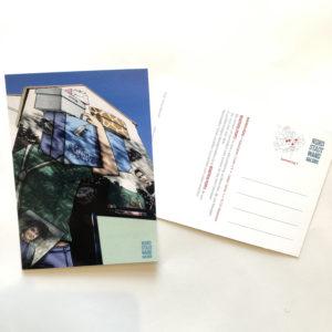 Nordstadt-Wandgalerie Postkarte Beautiful People Giraffe