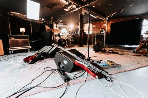 Loretta, Recording, Aufnahme, Musik, Bühne, Probe, Raum, Studio, Instrumente, Video, Ton