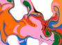 Prosanova, Literatur, Festival, Literaturfestival, junge Literatur, Nachwuchs, bunt, Logo, PROSANOVA 2020, Glätte und Reibung