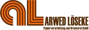 Logo, Arwed Löseke, Papierfabrik, Kulturfabrik Löseke, KUFA, Hildesheim, Förderer
