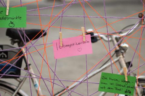 Hildesheim, Urban Places Reloaded, Festival, Klimakrise, FFF, XR, Greenpeace